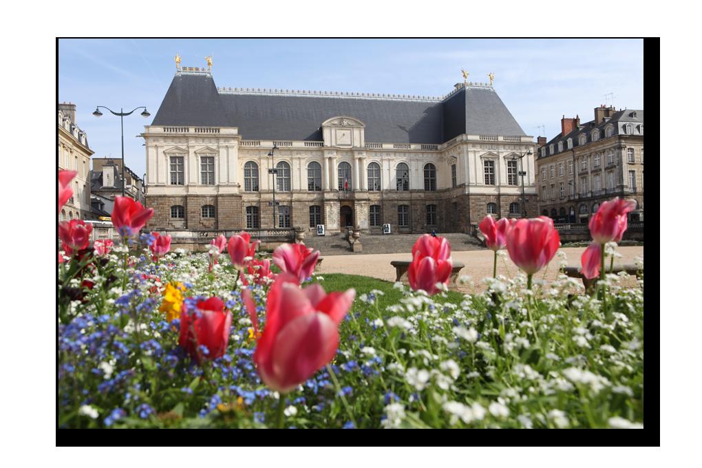 Parlement de Bretagne © Michel Ogier