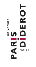 Université Paris Diderot - Paris 7